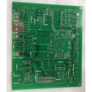 2 στρώμα 1.6mm 4OZ Power PCB