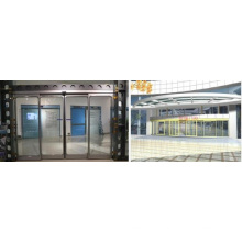 Automatic Sliding Doors with Geze Operator System