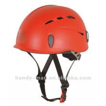 Пластмасса PP Открытый Спорт рок Альпинизм защитный шлем