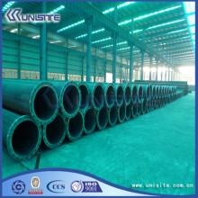 Steel longitudinal welded round pipe