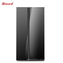 Haushaltsgeräte Kühlschrank und Gefrierschrank nebeneinander Kühlschrank Kühlschrank