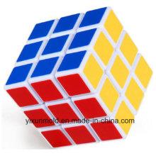 Newest Plastic Magic Cube Rubik Mold and Parts