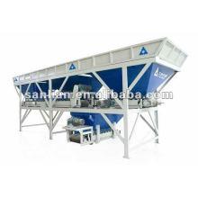 PL1600 3 tolvas agregadoras de tolva de clasificación plantas torre de mezcla