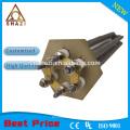 Película gruesa Elemento calefactor tubular de acero inoxidable Elementos calefactores instantáneos