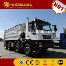 Caminhão basculante famoso chinês do tipo IVECO 350HP para a venda