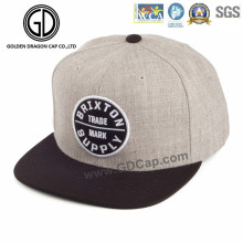 2016 Great Fashion Cotton Hip Hot Cap with Custom Embroidery