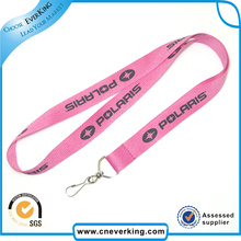 Neck Polyester Custom Lanyard for ID Holder Promotional Gift