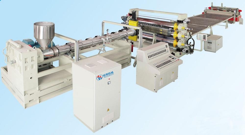Pp Pe Sheet Board Machine
