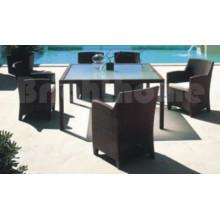 Silla y tabla al aire libre populares de venta (BY-020)