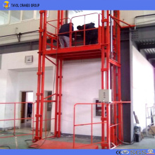 CE Approval Hydraulic Vertical Goods Lift