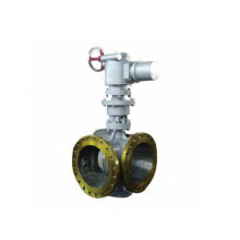 Three Way Flange Butterfly Valve (GADS943H)