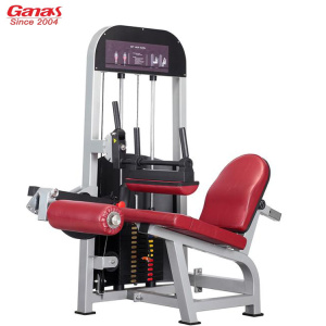 Appareil de fitness professionnel assis jambe Curl