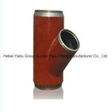 Pipe Fitting Alloy Female Lateral Tee