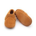 Bow Leren schoenen Kids Girl Pre-walker Baby Shoes