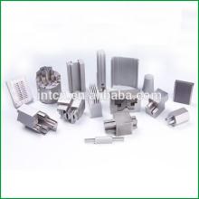 Nueva alta precisión de piezas mecánicas partes metálicas EDM del alambre
