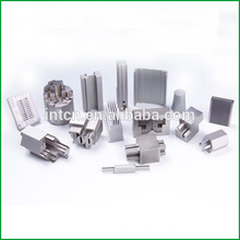 New high precision Mechanical Parts wire EDM metal parts