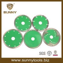 5 Tipo de disco de diamante para a Europa Markerting