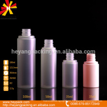 Botellas de aceite plásticas del pelo de 35ml 50ml 100ml