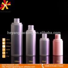 35ml 50ml garrafas de óleo de plástico 100ml