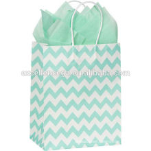 Pretty custom paper mint bag