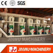 6t/H Agricultural Pellet Mill Production Line with CE