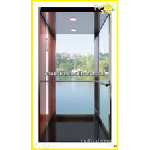 Безопасный и элегантный лифт для дома