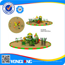 Favorable Plastic Outdoor Amusement Park