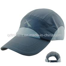Пользовательские Открытый мягкие ткани из микрофибры сетки ткани Hat (TMR0700)