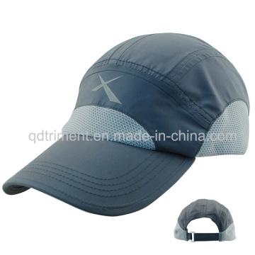 Custom Outdoor Soft Microfiber Mesh Fabric Sport Hat (TMR0700)