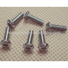 Good quality screws and fasteners OEM snap nut and bolts from China
