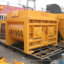 Advanvced Electric Control Concrete Mixer Js1500 with Good Sercive