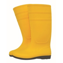 Good Quality PVC Work Safety Rain Boot (DFB001)