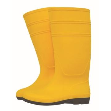 Good Quality PVC Work Safety Rain Boot (DFB001)