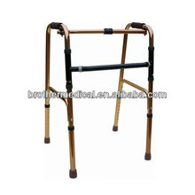 Aluminum adjustable walker