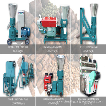 Chicken Feed Pellet Press Machine Widely Used