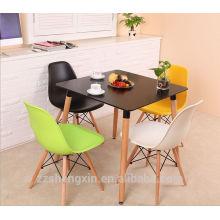 Quadratischer Tisch, Esszimmer Beistelltisch