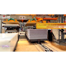Fiber Cement Plate Production Line Machine