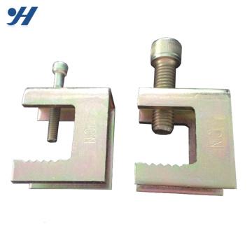 Bride de fixation en acier à usage durable en acier