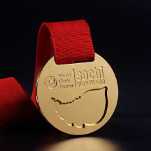OEM for Custom 3D Race Medals Custom Metal High Quality 3D Race Medals supply to France Manufacturers
