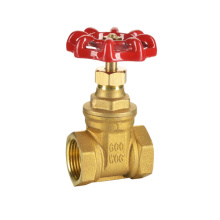 PN20 Brass Gate Valve Lead Free