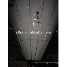Sulfuric acid quinoline elim production line