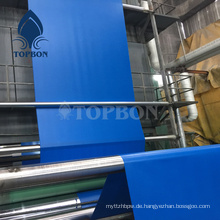 Wasserdichte dauerhafte PVC-Plane für das Abdecken von Tb0017