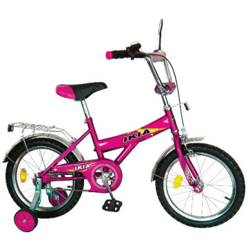 Bicicleta colorida de BMX Children