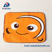 Wholesale Kids Cartoon Print Small Cotton Hand Towel