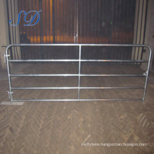 5 Bar Galvanized Cattle Yard Panel And Farm Gate