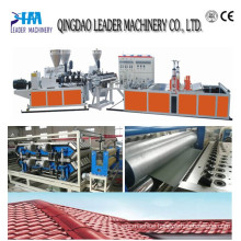 PVC/Asa Corrugated Sheets for Roofing Making Machine