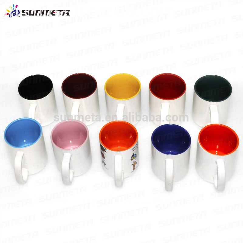 FREESUB Sublimation Glass Coffee Cups Printing Machine