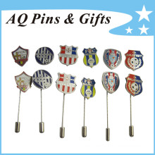 Metal Stick Pin para Football Club como regalo promocional (badge-222)