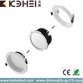 12W 4 Inch LED Downlights rond 80Ra 100lm / W