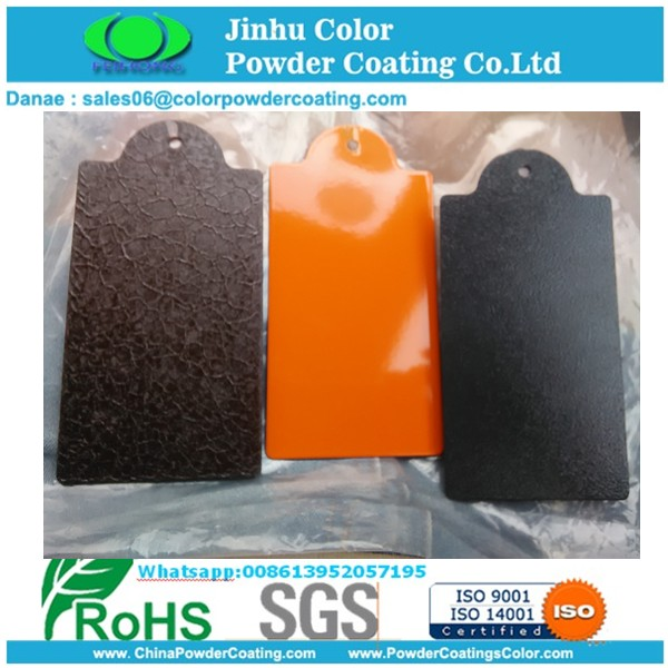Agricultural Equipment Use Epoxy Powder Coating Primer Containing Zinc